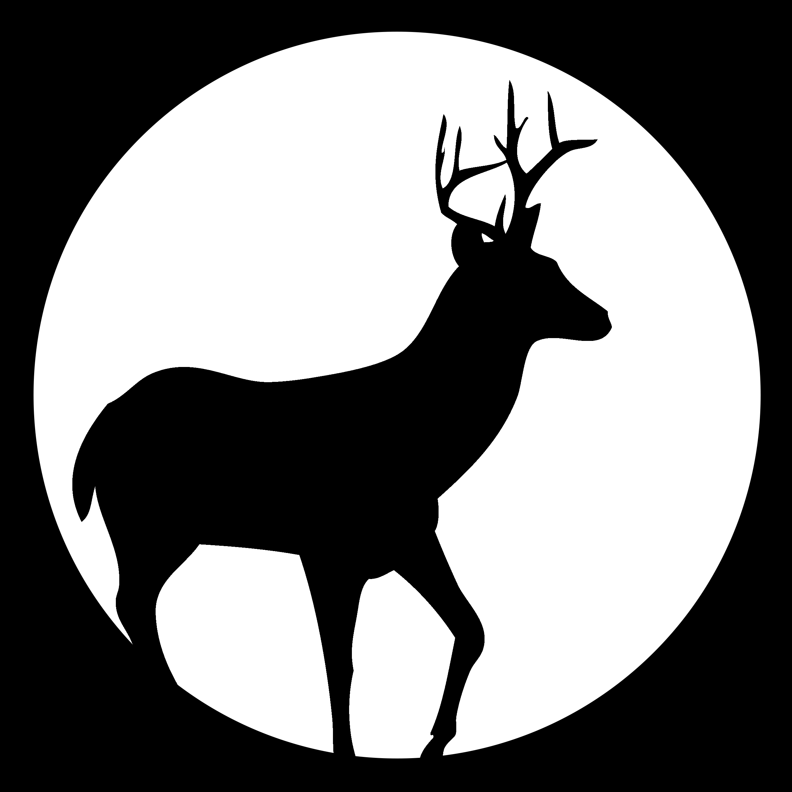 Accomplished image throughout deer stencil printable