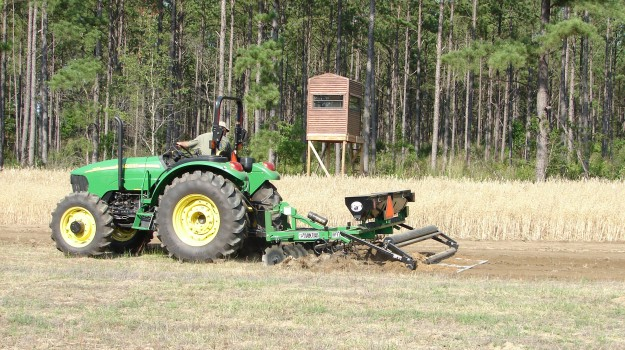 - Drought-Proofing Your Food Plots