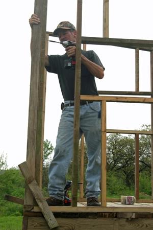 Diy Build A Portable Shooting House