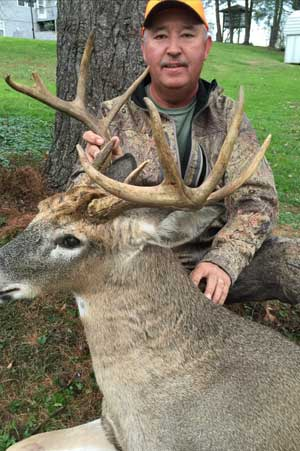 benny collins with buck