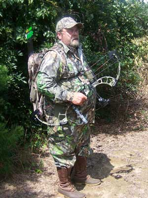 marshall collette bowhunting