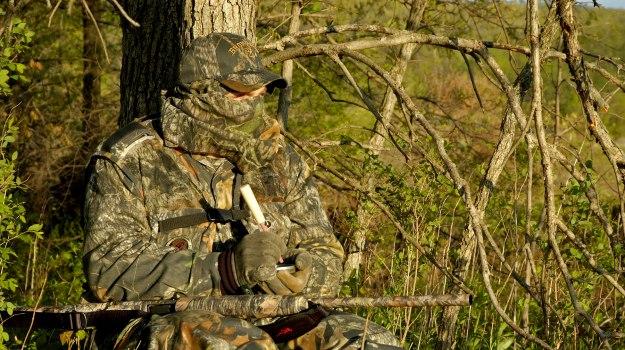 Hunt turkeys on public land with mossy oak s tracy groves