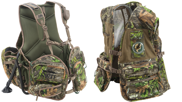 Alps Outdoorz Unveils New Gear With Nwtf Logo In Mossy Oak Obsession Mossy Oak