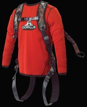 gorilla_ll gorilla treestands g20 safety harness mossy oak