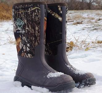 Woody Sport Muck Boots | Mossy Oak