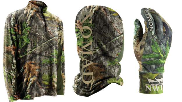 Nomad Unveils New Gear With Nwtf Logo In Mossy Oak Obsession Mossy Oak