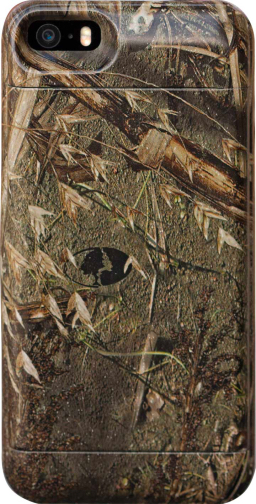 new concept 18a48 bef8f fonePAK, phone case and wallet in one, features Mossy Oak® Camo ...