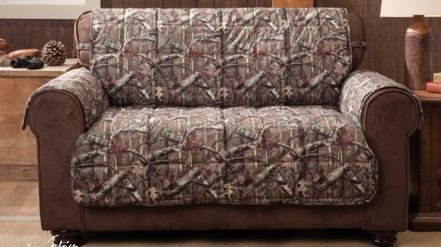 Mossy Oak Furniture ~ Bring the outdoors in with mossy oak furniture protectors