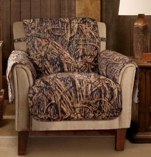 Bring The Outdoors In With Mossy Oak Furniture Protectors