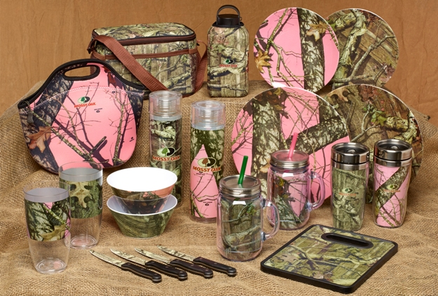 Lifetime Brands Offers Mossy Oak Collection of Beverageware, Food ...