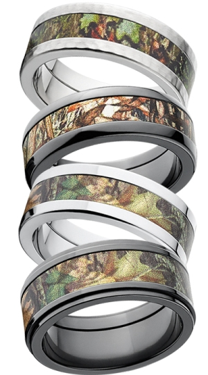 the recent expansion of mossy oak camo engagement rings has been met with open arms by couples looking to tie the knot offered in all mossy oak camo - Mossy Oak Wedding Rings