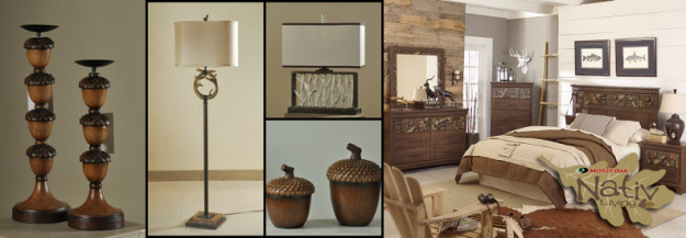 Bring the Outdoors in with Home Furnishings from Mossy Oaks New