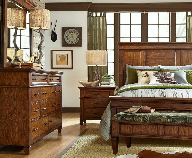 Mossy Oak Nativ Living Introduces The Rocky Mountain Bedroom