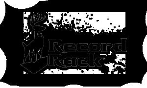 Cargill Record Rack