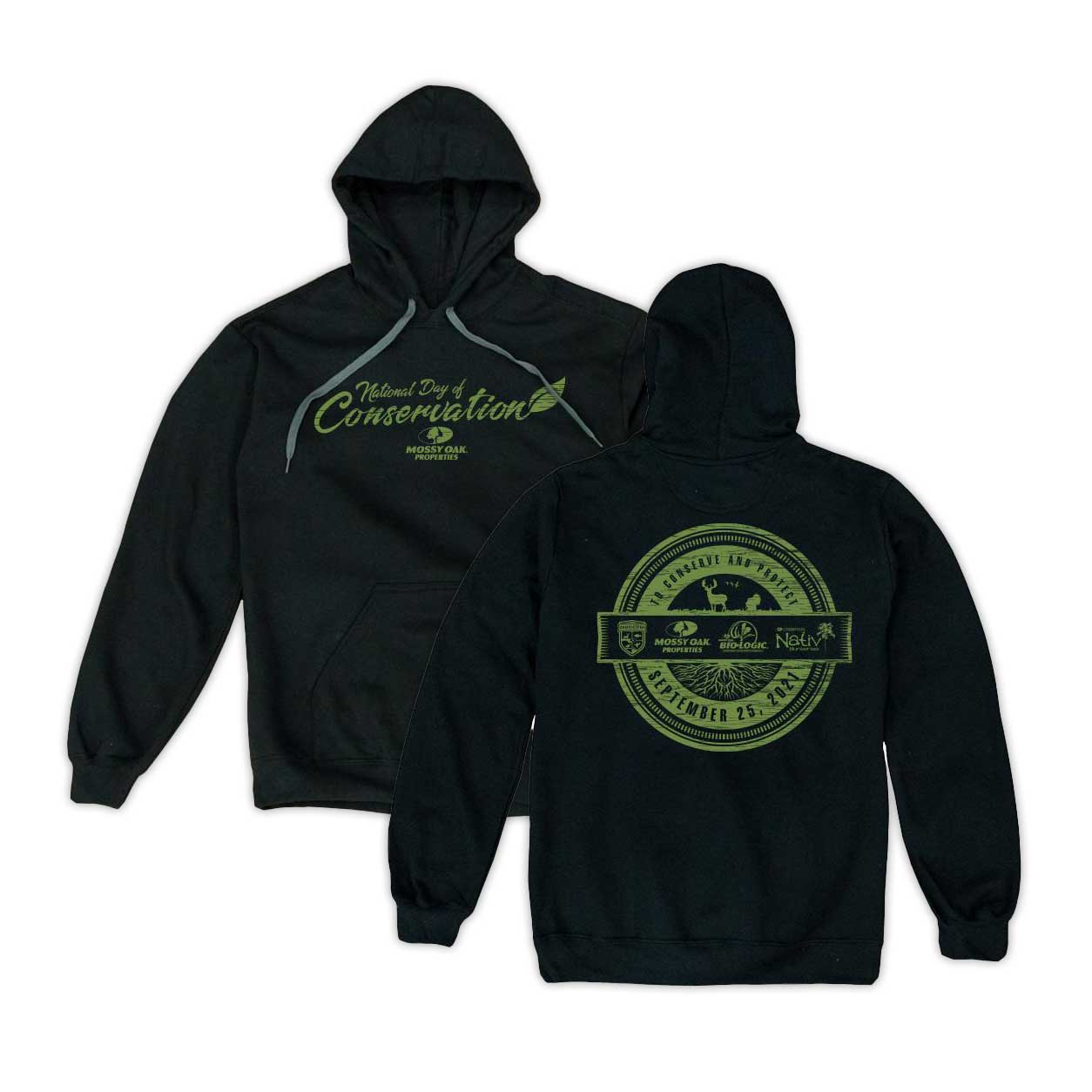 National Day of Conservation Hoodie