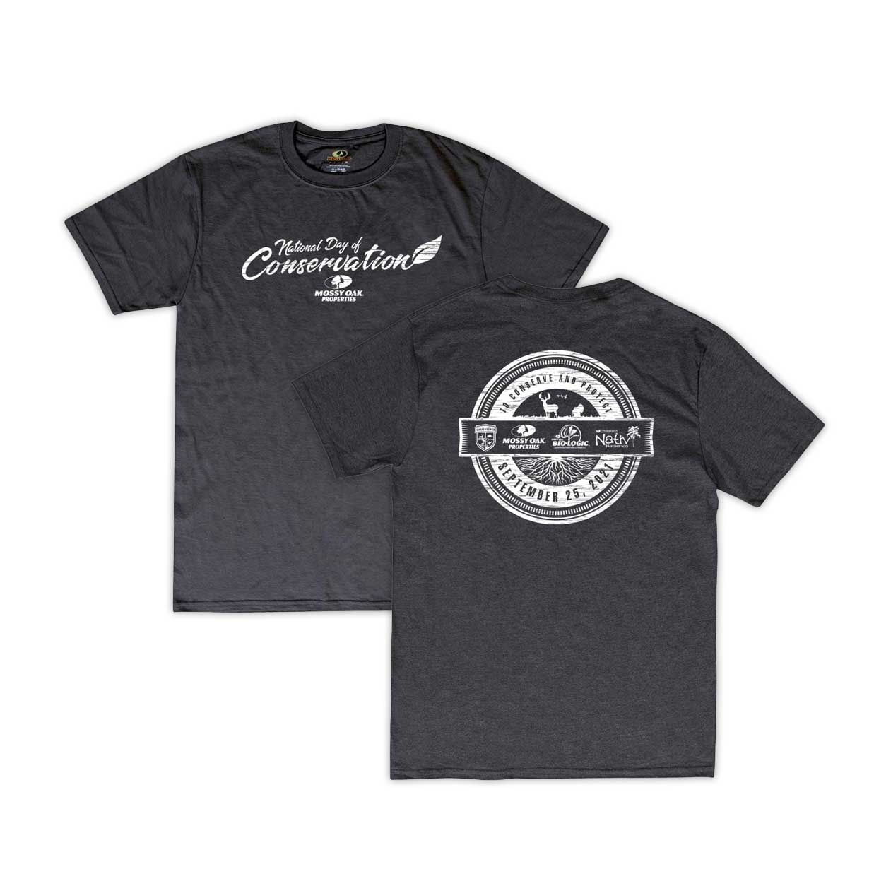 National Day of Conservation T-Shirt
